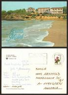 Turkey Alanya  Alara Motel Beach Nice Stamp #20631 - Turchia