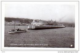62 ( Pas De Calais )  -  BOULOGNE SUR MER - Vue Generale Prise De La Jetée ( Edition ETOILE ) - Boulogne Sur Mer