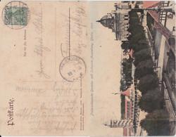 REDUZIERT DR Germania Mi 70 Klass Sonderstempel Görlitz Ausstellung Kte 1905 - Machine Stamps (ATM)