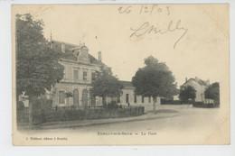 ROMILLY SUR SEINE - La Gare - Romilly-sur-Seine