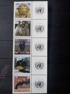 NATIONS UNIES. NEW-YORK . 2006. N° 1004 à 1008 . NEUFS SANS Charnières  . Côte YT 2017 : 50,00 € - Neufs