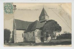 VILLEMAUR - L'Eglise - Autres Communes