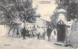 MILITARIA Casernes - 34 - MEZE : Caserne D'YPRES - CPA - Hérault - Barracks