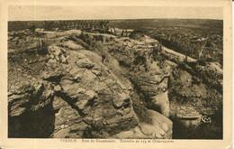 CPA - VERDUN - FORT DE DOUAUMONT - TOURELLE DE 155 ET OBSERVATOIRE - Verdun