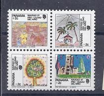210039908  PANAMA.  YVERT   Nº   903/6  **/MNH - Panama