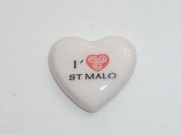 FEVE CŒUR, I LOVE SAINT MALO - Andere