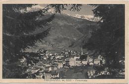 DP979 - PREDAZZO - VAL DI FIEMME - PANORAMA - F.P. VIAGGIATA 1936 - Andere Städte