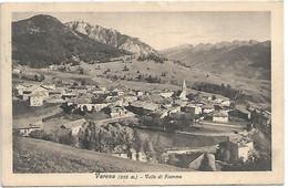 DP947 - VARENA - VAL DI FIEMME - PANORAMA - F.P. VIAGGIATA 1929 - Andere Städte
