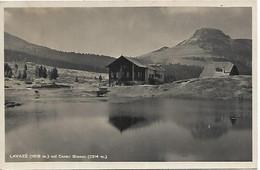 DP1789 - LAVAZE' COL CORNO BIANCO - VAL DI FIEMME - F.P. VIAGGIATA 1932 - Andere Städte