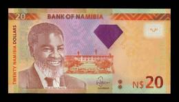 Namibia 20 Dollars 2013 Pick 12b SC UNC - Namibia