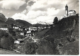 DP867 - CASTELLO DI FIEMME - VAL DI FIEMME - F.G. VIAGGIATA 1955 - Andere Städte