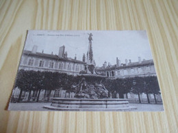 CPA Nancy (54).Fontaine And Place D'Alliance. - Nancy