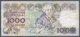 Ref. 6390-6896 - BIN PORTUGAL . 1988. PORTGUAL 1988 1000 ESCUDOS - Portogallo