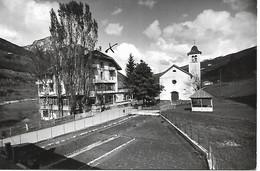 DP879 - LAGO DI TESERO - ALBERGO LAGORAI - VAL DI FIEMME - F.G. VIAGGIATA 1965 - Andere Städte
