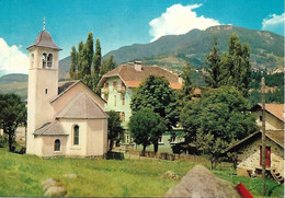 DP880 - LAGO DI TESERO - ALBERGO LAGORAI - VAL DI FIEMME - F.G. VIAGGIATA 1969 - Andere Städte