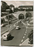 DKW 1000,Schnelllaster,Borgward Isabella,Hansa 1500,Stuttgart,Wagenburgtunnel, Gelaufen - Passenger Cars