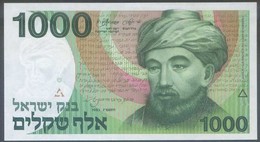 Ref. 4894-5397 - BIN ISRAEL . 1983. ISRAEL 1000 SHEQALIM 1983 - Israël