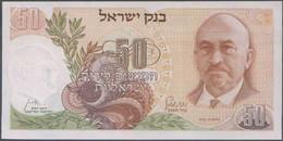 Ref. 4885-5388 - BIN ISRAEL . 1968. ISRAEL 50 LIROT 1968 - Israël