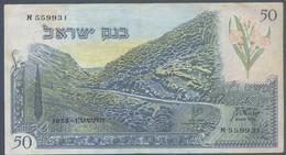 Ref. 4875-5378 - BIN ISRAEL . 1955. ISRAEL 50 LIROT 1955 - Israël
