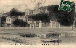 N°13363 Z -cpa Tamaris Sur Mer Château -Michel Pacha- - Tamaris