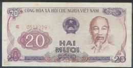 Ref. 3606-4043 - BIN NORTH VIETNAM . 1985. VIETNAM 20 DONG 1985 - Vietnam