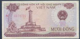 Ref. 3605-4042 - BIN NORTH VIETNAM . 1985. VIETNAM 10 DONG 1985 - Vietnam