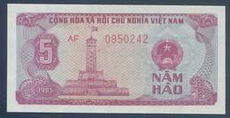 Ref. 3596-4033 - BIN NORTH VIETNAM . 1985. VIETNAM 5 HAO 1985 - Vietnam