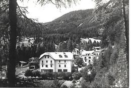 DP884 - ALBERGO ERICA - STAVA DI TESERO - VAL DI FIEMME - F.G. VIAGGIATA 1956 - Andere Städte