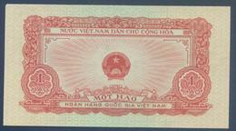 Ref. 3553-3990 - BIN NORTH VIETNAM . 1958. VIETNAM 1 HAO 1958. VIETNAM 1 HAO 1958 - Vietnam