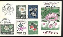 Vietnam  FDC  10 09 1965 - Vietnam