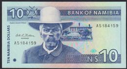 Ref. 2113-2536 - BIN NAMIBIA . 1993. NAMIBIA 10 DOLLARS 1993 - Namibia