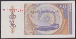 Ref. 2087-2510 - BIN MYANMAR. Burma . 1994. MYANMAR 50 PYAS 1994 - Malaysia