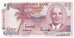 Ref. 1726-2149 - BIN MALAWI . 1992. 1992 MALAWI 1 KWACHA - Malawi