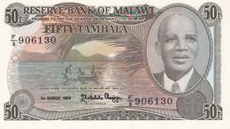 Ref. 1724-2147 - BIN MALAWI . 1989. 1989 MALAWI 50 TAMBALA - Malawi