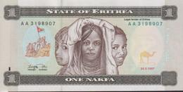 Ref. 1396-1818 - BIN ERITREA . 1997. ERITREA 1  NAKFA 1997 - Eritrea