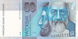Ref. 1377-1799 - BIN SLOVAKIA . 1993. SLOVENSKA 50KORUM 1993 - Slovacchia