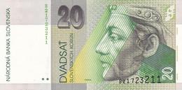 Ref. 1376-1798 - BIN SLOVAKIA . 1993. SLOVENSKA 20 KORUM 1993 - Slovakia