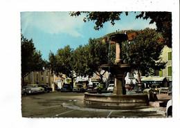 05 - LARAGNE - La Place Et La Fontaine - 2378 - Otros Municipios