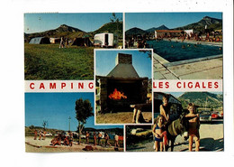 05 - LARAGNE - Camping Les Cigales - 2379 - Otros Municipios