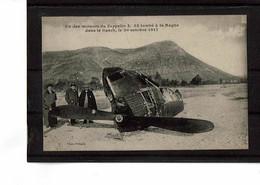 05 - LARAGNE - 20 Octobre 1917, Un Des Moteurs Du Zeppelin L 45 Tombé Dans Le Buech - 2380 - Otros Municipios