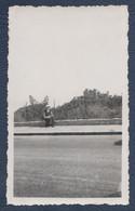Photo.NICE, Moyenne Corniche, Château D'Espagne Vers 1930 - Lieux