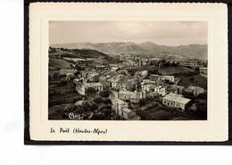05 - LE POET - Vue Panoramique Aérienne - 2385 - Otros Municipios