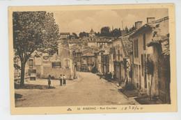 RIBÉRAC - Rue Couleau - Riberac