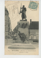 AIX EN OTHE - Monument Aux Morts - Autres Communes
