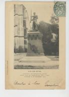 AIX EN OTHE - Monument Aux Morts 1870 à 1900 Inauguré Le 28 Septembre 1902 - Autres Communes