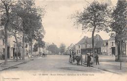 LE MANS - Route D'Alençon - Carrefour De La Chasse Royale - Le Mans