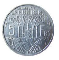 RARE 5 FRANCS ILE DE LA REUNION 1970 TTB++++ 200 000 EX - H. 1 Franco