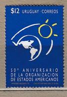 Uruguay 1998 OEA MNH(**) #30241 - Uruguay