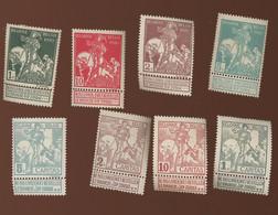 St Martin 84/91 *   Cote 35,-€ - 1910-1911 Caritas