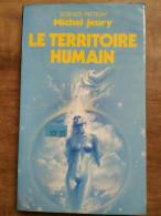 Michel Jeury - Le Territoire Humain / Presses Pocket,1985 - Presses Pocket